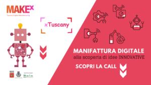 Call makeX idee innovative xTuscany
