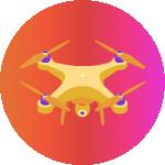 Uso dei droni