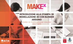 Corsi online MakeX