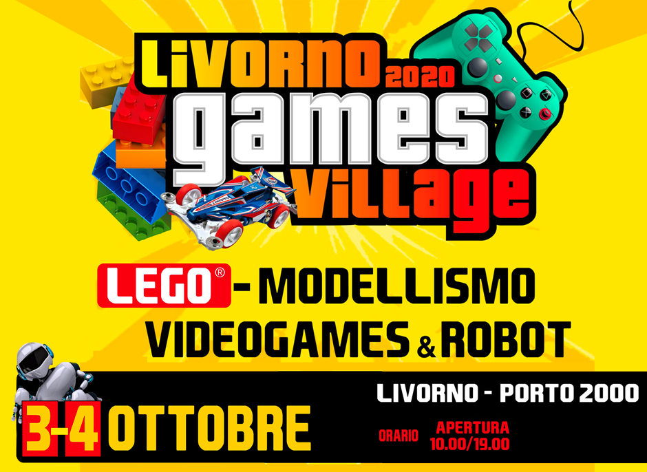 Livorno Games Village