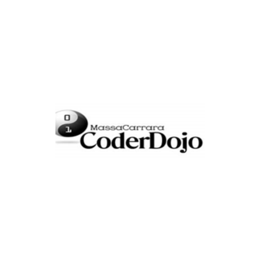 logo Massa Carrara CoderDojo