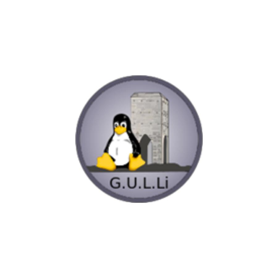 logo G.U.L.LI. – Gruppo Utenti Linux Livorno